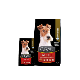 Cibau Adult Small Bites 2.5 kg