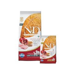 N&D Chicken & Pomegranate Light Medium/Maxi