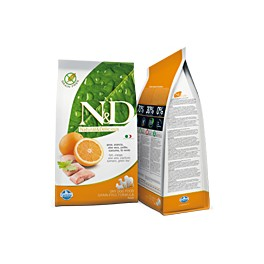 N&D Kornfri Fish & Orange Adult Dog Maxi 12kg