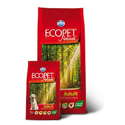 Ecopet Natural Adult Medium