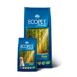 Ecopet Natural Fish Medium
