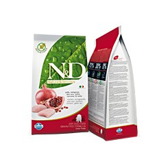N&D Kornfri Chicken & Pomegranate Puppy Small&Medium