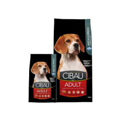 Cibau Adult Medium (2.5 og 12 kg)